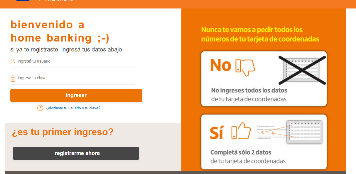 Cómo Hacer Consulta De Saldo Online En Itaú