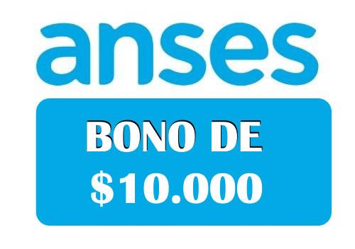 Formulario Bono Social ANSES de 10000 Como completar 2020