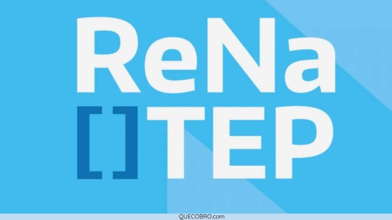 Inscripciones RENATEP 2020